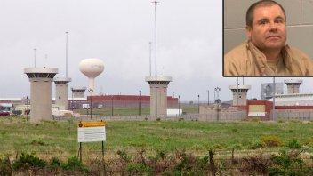 La nueva cárcel del Chapo Guzmán: