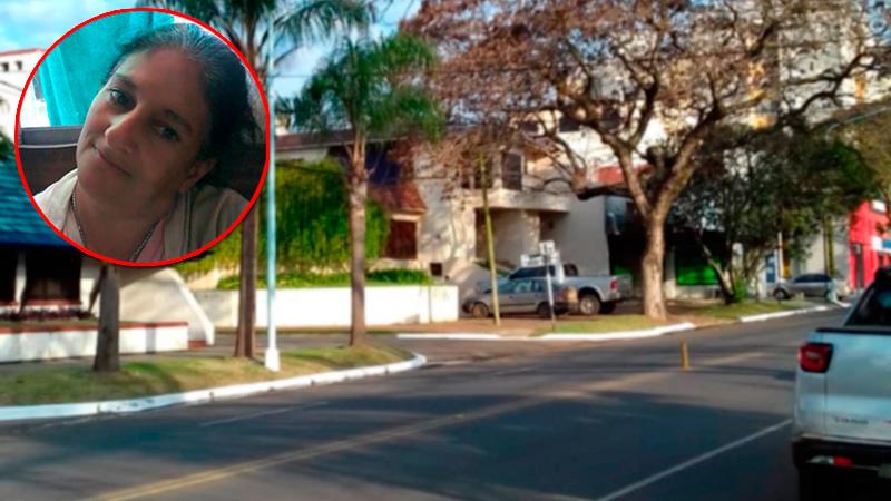 Desesperado pedido por la mujer baleada para robarle $110: