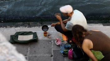 Turistas fueron expulsados de Venecia por preparar café en el puente de Rialto