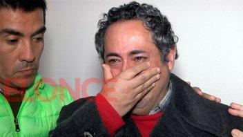 El dolor del hermano de Lucía: La mataron
