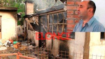 Triste noticia: Murió Mario Iturain tras sufrir heridas al incendiarse su casa