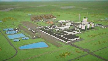 La segunda pastera de UPM en Uruguay comenzará a construirse en 2022