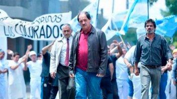 Hugo Moyano demanda a Adrián Suar y Julio Chávez por