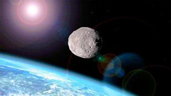 La NASA anunció que tres asteroides se aproximarán a la Tierra