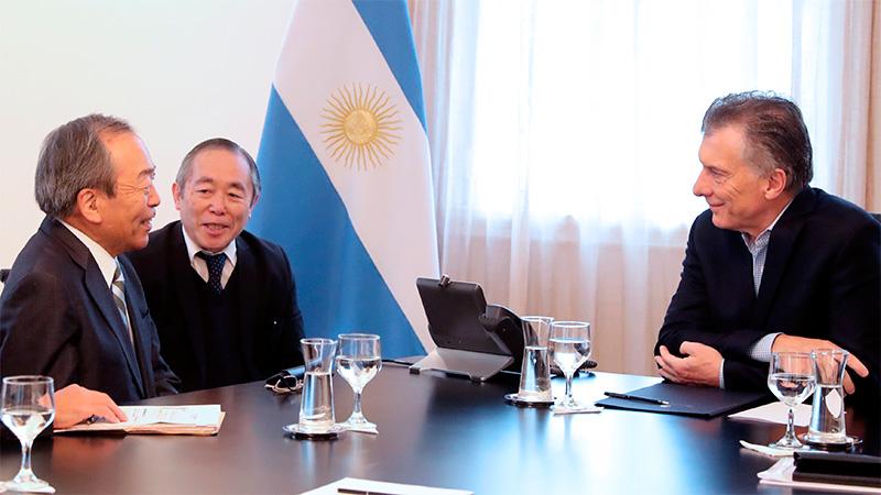Toyota traslada su oficina regional a Argentina