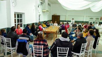 Realizan en Concepción del Uruguay un censo sobre discapacidad