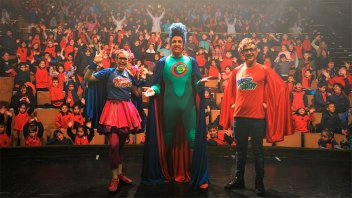 Arcor promueve hábitos de vida saludable en Paraná: presentan comedia infantil