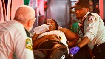 Un muerto y 11 heridos tras un tiroteo en un parque en Nueva York