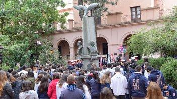 El Colegio del Uruguay Justo José de Urquiza celebró su 170º aniversario