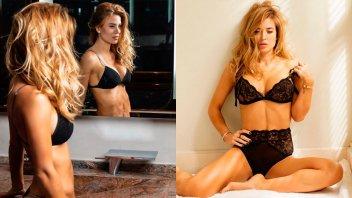Jésica Cirio publicó una sensual foto con una pregunta para las mujeres