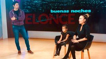 Romanela Amato, de visita en Paraná: Habló sobre su trabajo, familia y proyectos