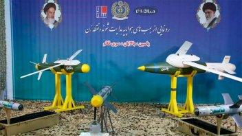 Irán presentó tres nuevas bombas inteligentes en medio de la tensión con EEUU