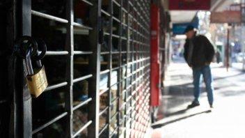 Cerraron casi 20.000 empresas en la Argentina en los últimos cuatro años