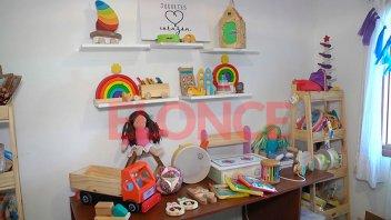 Madres emprendedoras realizarán una feria para festejar el Día del Niño