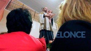 Testimonios de Fe y esperanza durante la procesión de San Cayetano