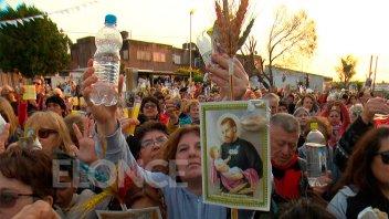 Renovada muestra de Fe en San Cayetano pidiendo por paz, pan y trabajo