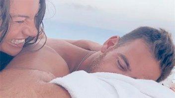 Fotos: Jujuy Jiménez  y  Del Potro disfrutan de su romance