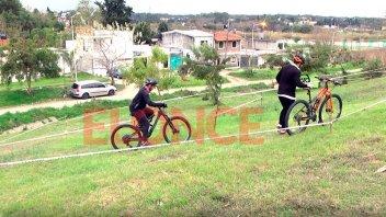 En Paraná suman interesados a clases de mountain bike