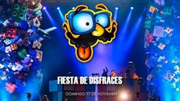 Fiesta de Disfraces: Aumenta el precio de las entradas y la polémica pulsera