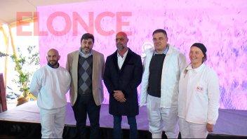 El Frigorífico Alberdi de Oro Verde anunció su fusión con el grupo Olio