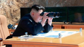 Corea del Norte volvió a disparar dos