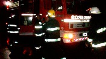 Un adolescente murió al quedar atrapado en un incendio