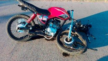 Falleció uno de los jóvenes que había sufrido grave accidente de moto