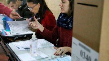 PASO: Conozca los resultados provisorios en la mesa donde votó