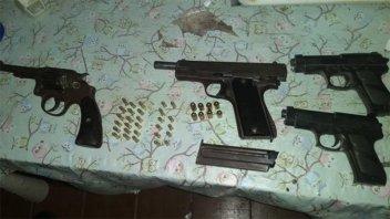 En Rosario, chicos de 14 a 17 años concentran el 20 % de abusos de armas