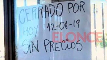 Efecto dólar: Corralones cierran sus puertas y cancelan las ventas en Paraná