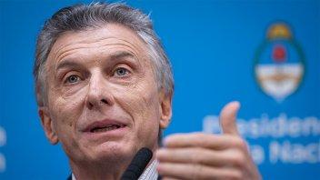 Macri apeló a un conocido eslogan de Cambiemos para arengar a los votantes