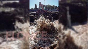 Corte de agua: El restablecimiento del servicio