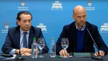 Ministros descartaron la posibilidad de adelantar las elecciones