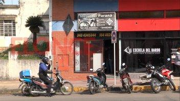 Sin colectivos, creció la demanda de mototaxi: Trasladan a 60 personas por día