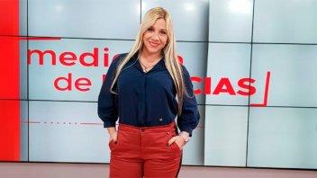 Danisa Todoro y su motivo para sonreír tras