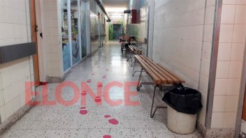 Paro de colectivos urbanos: Disminuyeron las consultas en el hospital San Roque