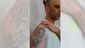 Escapó de la cárcel un peligroso asesino: Trepó un paredón y cortó un alambrado
