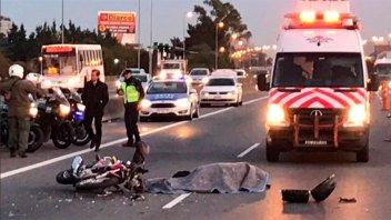 Automovilista huyó tras atropellar y matar a motociclista en la Panamericana