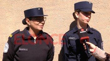 Hablaron las operadoras del 911 que asistieron al papá del niño quemado