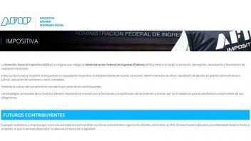 Pagos de deudas impositivas: Así es el plan que oficializó la AFIP