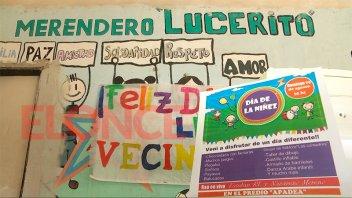 Vecinal Los Berros pide donaciones para los festejos del Día del Niño