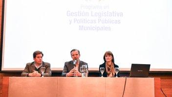 Más de 200 concejales se capacitarán en Finanzas Públicas y Presupuesto