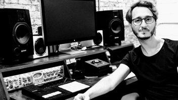 Reconocido productor musical Darío Calequi continúa su carrera para el exterior