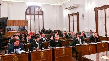 El Senado tratará pliegos de magistrados y funcionarios judiciales