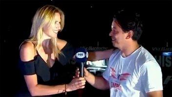 Qué pasa entre Alina Moine y Marcelo Gallardo: