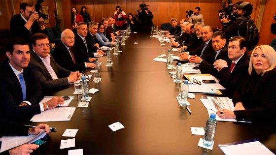 Las provincias avanzarán con la presentación en la Corte por IVA y Ganancias