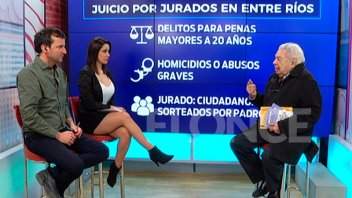 Destacan el interés de la población para ser parte del Juicio por Jurados