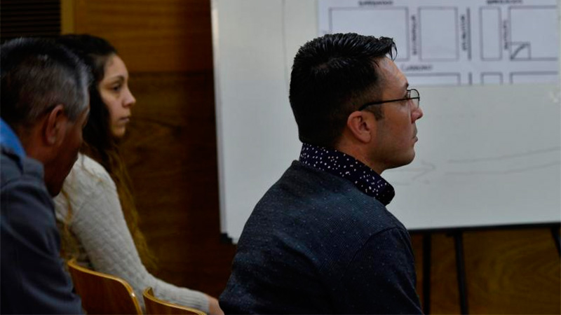 Carla Villareal y Oscar Peñaloza se enfrentan a una pena de prisión perpetua