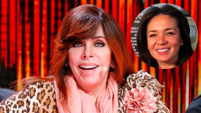 ¿Verónica Castro se casó con una mujer?
