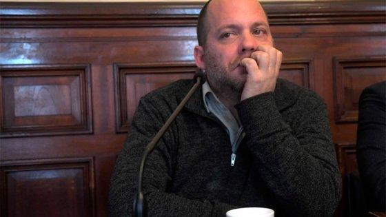 Hallaron sin vida al periodista Lucas Carrasco